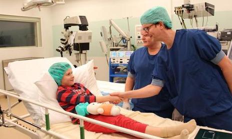 Een operatie